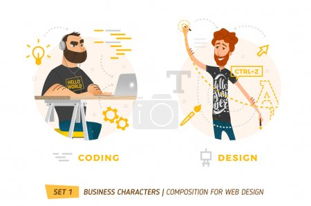 Design Elements For Web Construction.