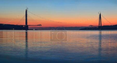 Third Bridge at evening