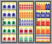 Grocery Display Case