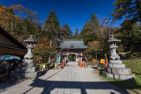 Temple in Gunma ,Japan