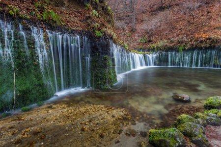 Karuizawa Shiraito Waterfall