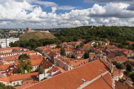 Vilnius Panoramic view,  Lithuania