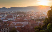 Graz old city in Austria