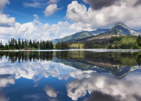 Photo for Picturesque view of mountains in south of Poland - Royalty Free Image