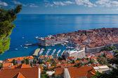 Dubrovnik sea coast