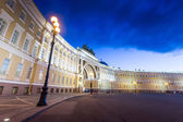 Architecture in St petersburg in Russia