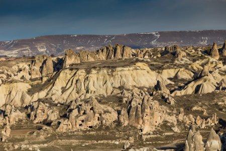 Photo pour Paysage merveilleux de la Cappadoce en Turquie - image libre de droit