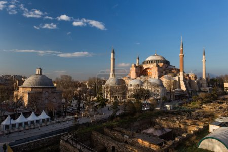 Baeutiful ancient mosque