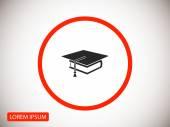 book and graduation cap