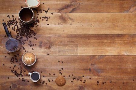 Time of coffee break