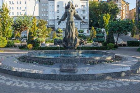 ROSTOV-ON-DON, RUSSIA - SEPTEMBER 7, 2021: Sculptu...