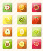 colorful fresh fruit and berries_2