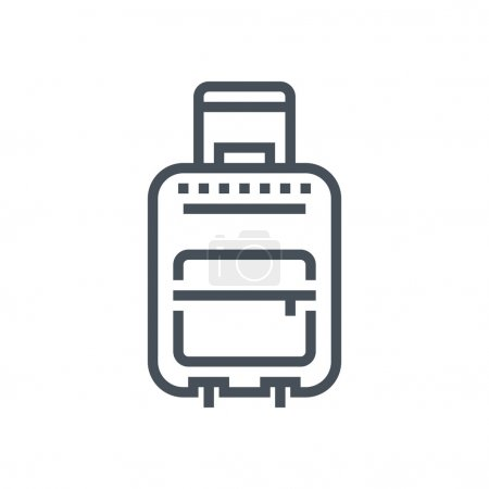 Baggage theme icon