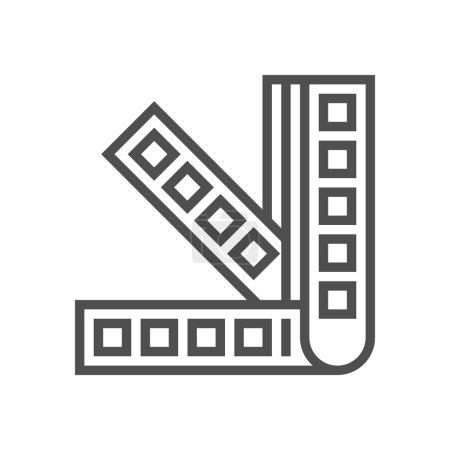 Colour swatch icon