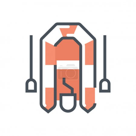 Boat theme icon