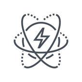 Energy theme icon