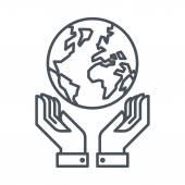 Save earth theme icon