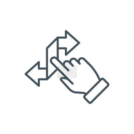 Hyper link icon