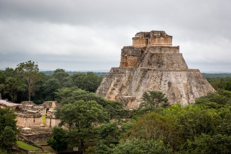 amazing Mayan Ruins