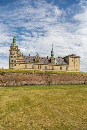 Castle Kronborg in Helsingor
