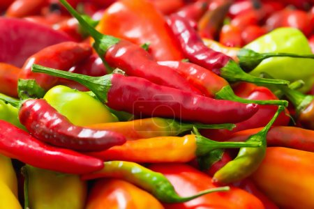 Cayenne Chili Peppers