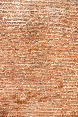 Photo for Huge brick wall vertical background - Royalty Free Image