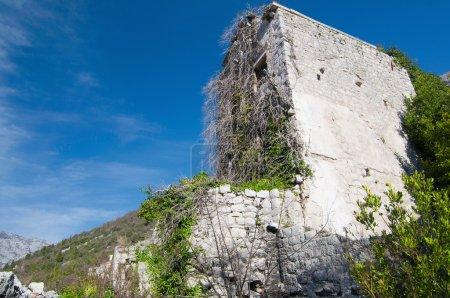 Ruined Mediterranean House