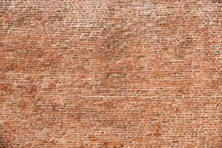 Huge brick wall
