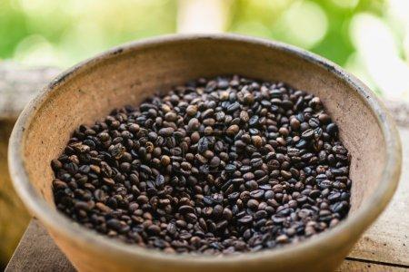 Roasted Civet Coffee