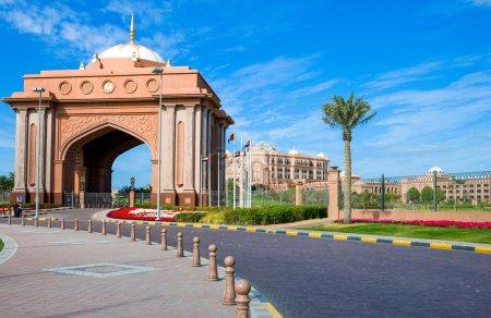 Abu Dhabi architectures