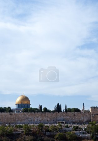 The places of Jerusalem