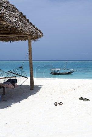 Tanzania island of Zanzibar