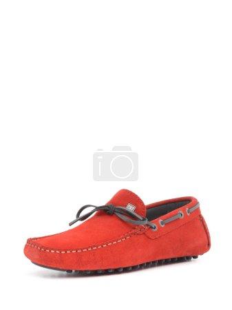 cristiano ronaldo brand shoes isolated