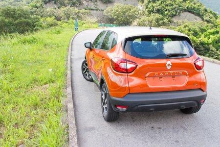 Renault CAPTUR Test Drive on