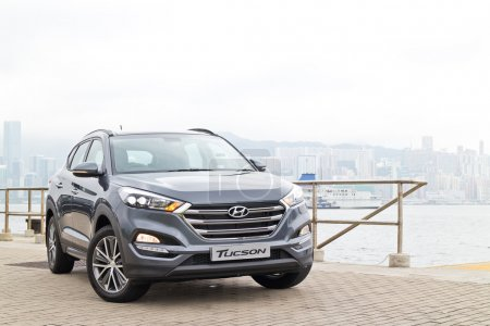 Hyundai Tucson Facelift 2015 Test Drive Day