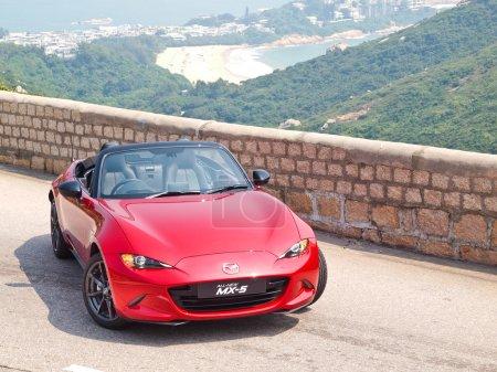 Poster: Mazda MX5 2015 Test Drive