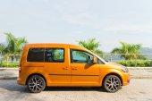 Volkswagen Caddy 2014 Test Drive