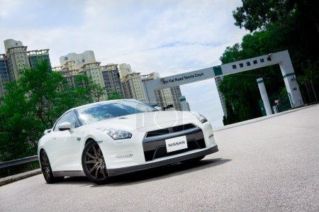 Nissan GTR Super Car