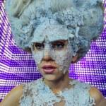 Постер, плакат: Lady Gaga wax figure Stefani Joanne Angelina Germanotta