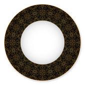 Thin gold pattern