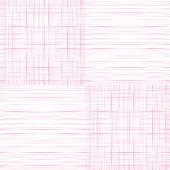 Abstraktní linie retro tkaniny textilní dekorativní vzor bezešvé pozadí