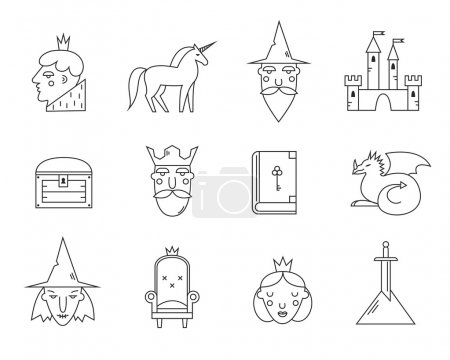 Fairy tail icons