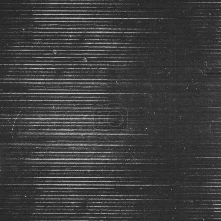 Dark photocopy texture with lines.