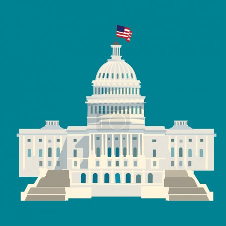 United States Capitol symbol