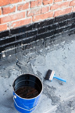 Tools for waterproofing