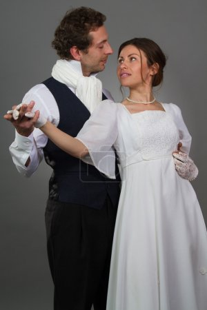 Regency Romance Theme