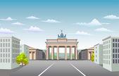 Brandenburg Gate of Germany
