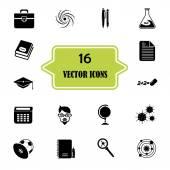Šestnáct ikon, věda a vzdělávání