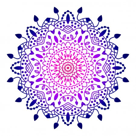 Background mandala vector