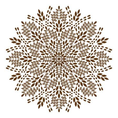 Background mandala design